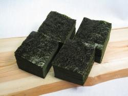 ラーメン海苔(4切・十字)