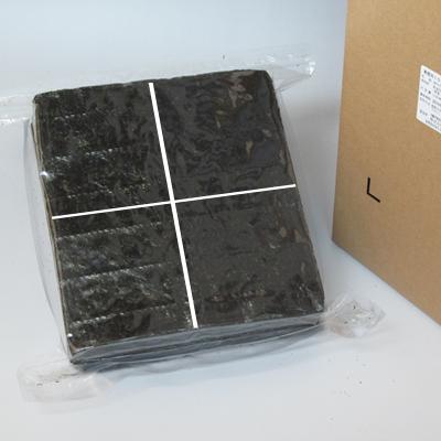 業務用焼海苔4切400枚(十字)【別印】×10袋