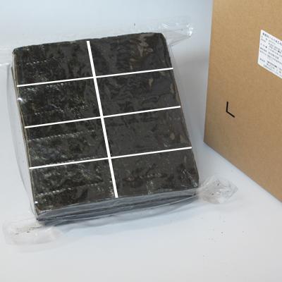 業務用焼海苔8切800枚【別印】×6袋