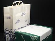 包装・のし・手さげ袋もお付けします。