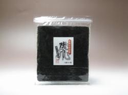 愛知三河産。濃厚な味。「飛びっきり焼海苔10枚」
